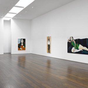 Chantal Joffe @Victoria Miro, London  - GalleriesNow.net