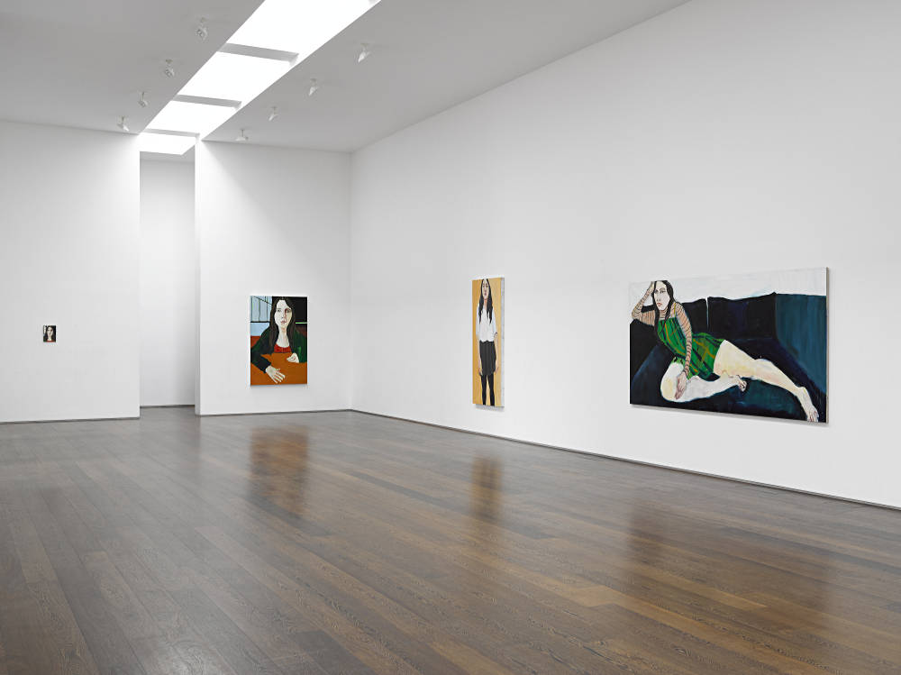 Victoria Miro Chantal Joffe 1