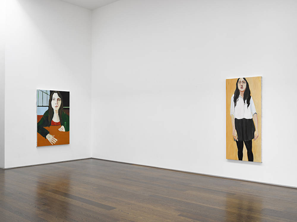Victoria Miro Chantal Joffe 2