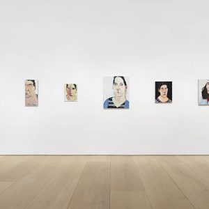 Chantal Joffe @Victoria Miro Mayfair, London  - GalleriesNow.net