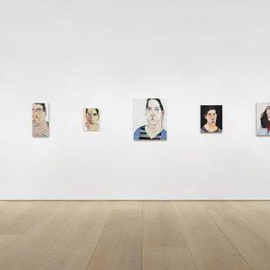 Chantal Joffe @Victoria Miro Mayfair, London  - GalleriesNow.net