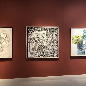 Contemporary American Works on Paper @Anders Wahlstedt Fine Art, New York  - GalleriesNow.net