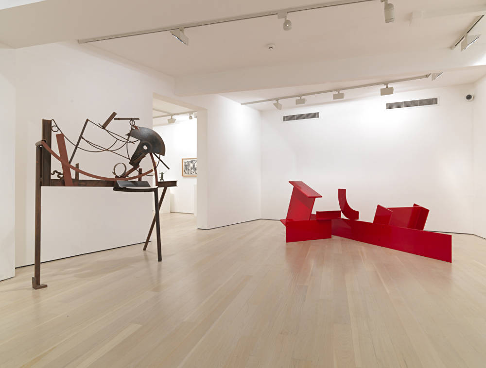 Annely Juda Anthony Caro 5