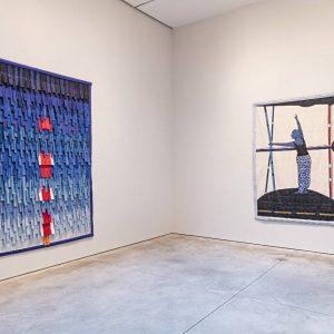 Abdoulaye Konaté: Couleurs d'âme @Blain|Southern, New York  - GalleriesNow.net