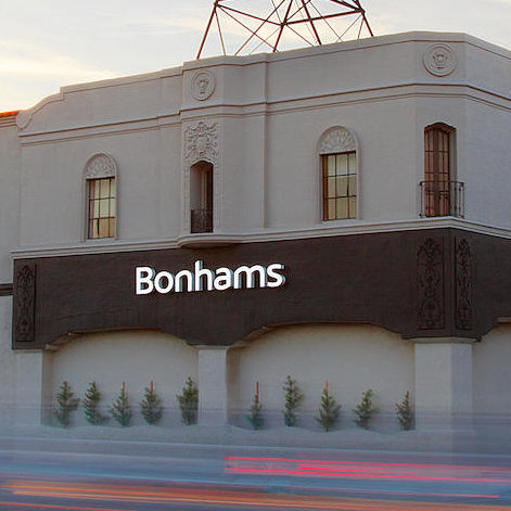 Bonhams, Los Angeles  - GalleriesNow.net