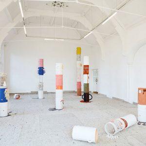 Jonathan Baldock: Facecrime @Camden Arts Centre, London  - GalleriesNow.net