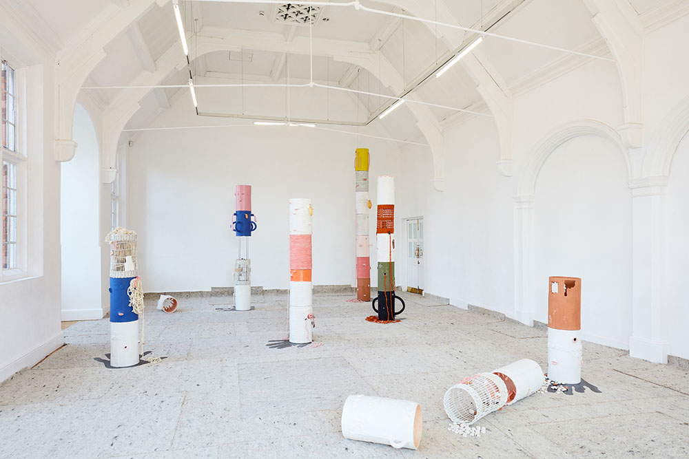 Camden Arts Centre Jonathan Baldock