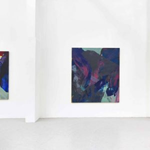 Elliott Lloyd: Color Wave, Paintings from 1973 to 1977 @David Richard Gallery, New York  - GalleriesNow.net