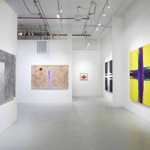 Lester Rapaport: Convergence @David Richard Gallery, New York  - GalleriesNow.net