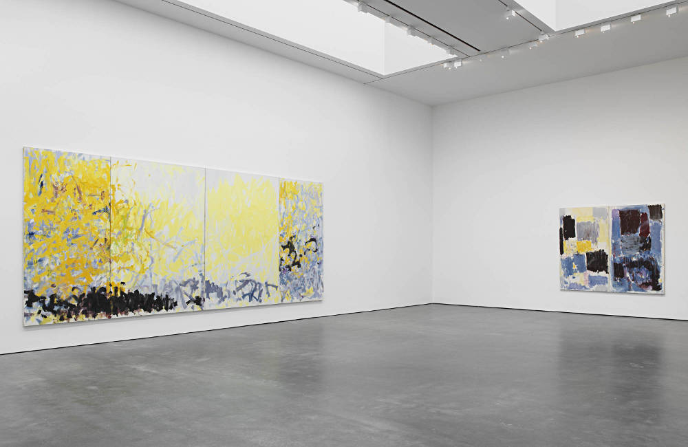 David Zwirner 20th St Joan Mitchell 1