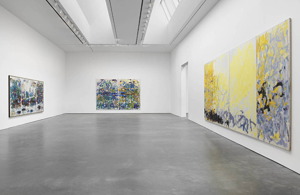 David Zwirner 20th St Joan Mitchell 2