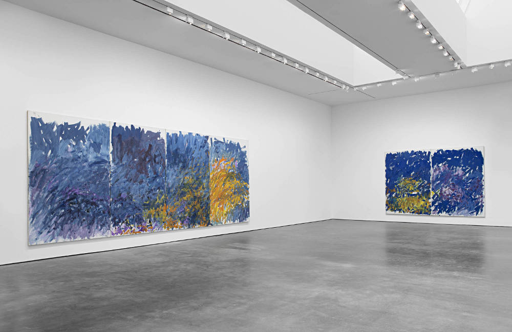 David Zwirner 20th St Joan Mitchell 3