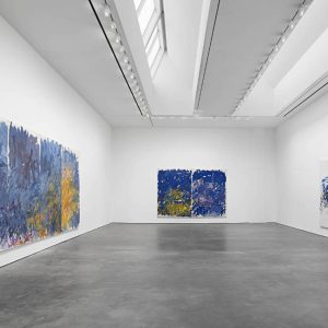 Joan Mitchell: I carry my landscapes around with me @David Zwirner 20th St, New York  - GalleriesNow.net