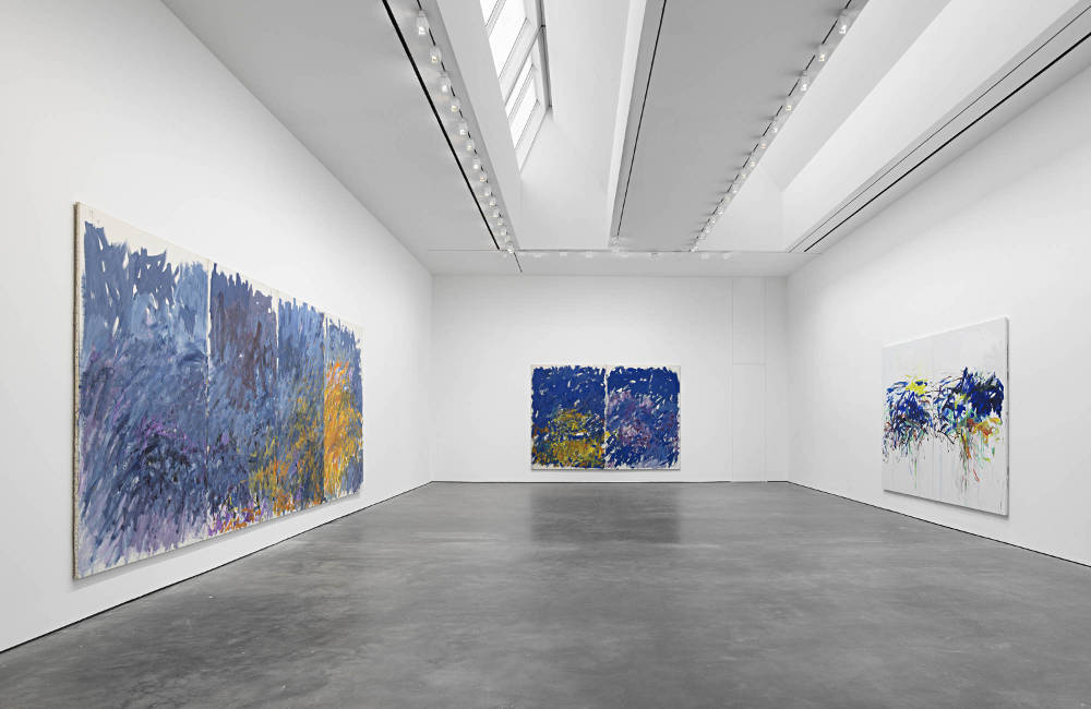David Zwirner 20th St Joan Mitchell 4
