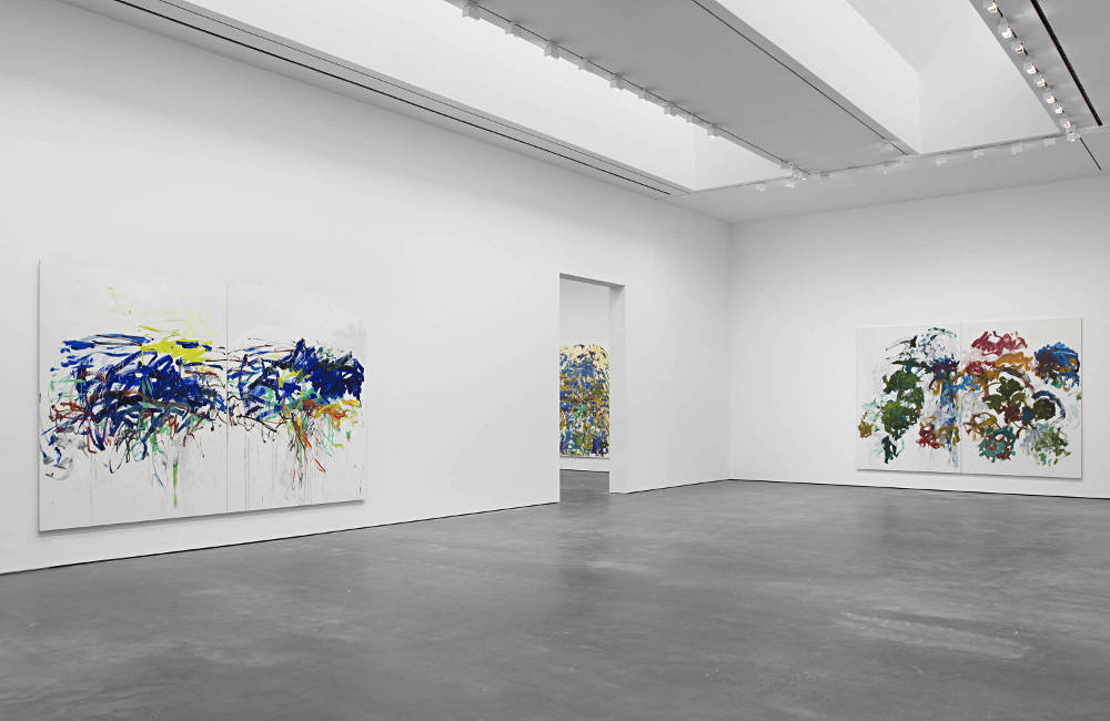 David Zwirner 20th St Joan Mitchell 5