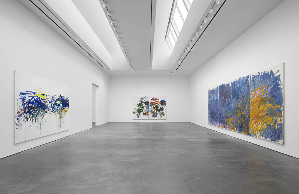 David Zwirner 20th St Joan Mitchell 6
