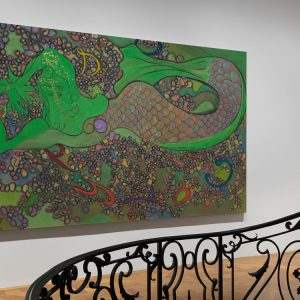 Chris Ofili: Dangerous Liaisons @David Zwirner East 69th St, New York  - GalleriesNow.net