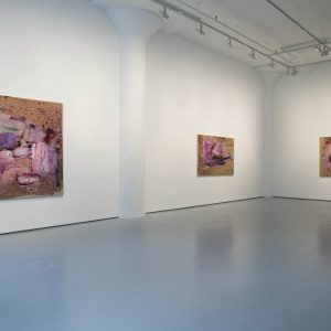 Martha Jungwirth @Fergus McCaffrey, New York  - GalleriesNow.net