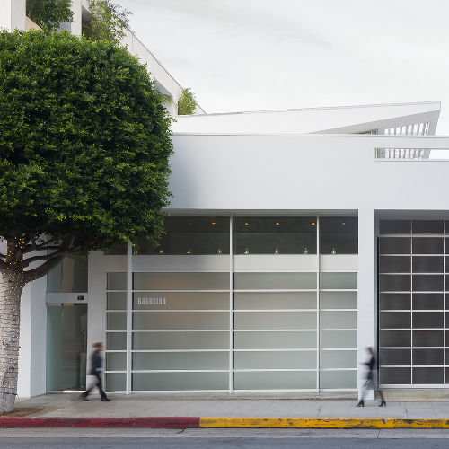 Gagosian, Beverly Hills  - GalleriesNow.net