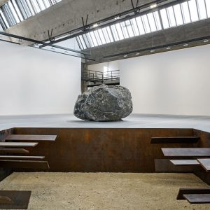 Michael Heizer @Gagosian Le Bourget, Paris  - GalleriesNow.net
