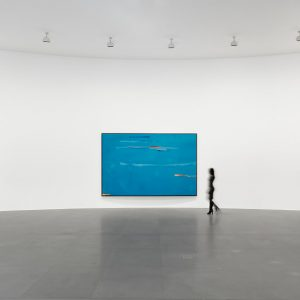 Helen Frankenthaler: Sea Change: A Decade of Paintings, 1974-1983 @Gagosian Rome, Rome  - GalleriesNow.net