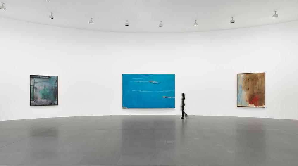 Gagosian Rome Helen Frankenthaler 1