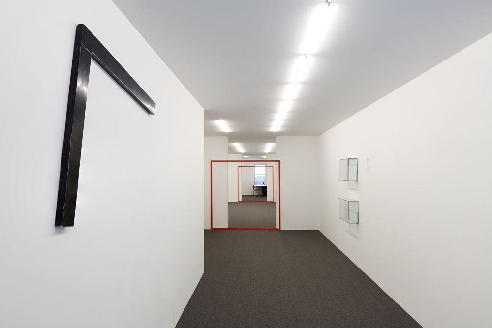 Galerie Buchholz Henrik Olesen 1