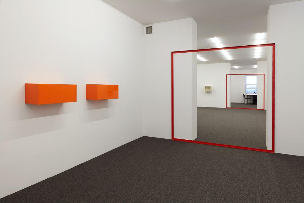 Galerie Buchholz Henrik Olesen 3
