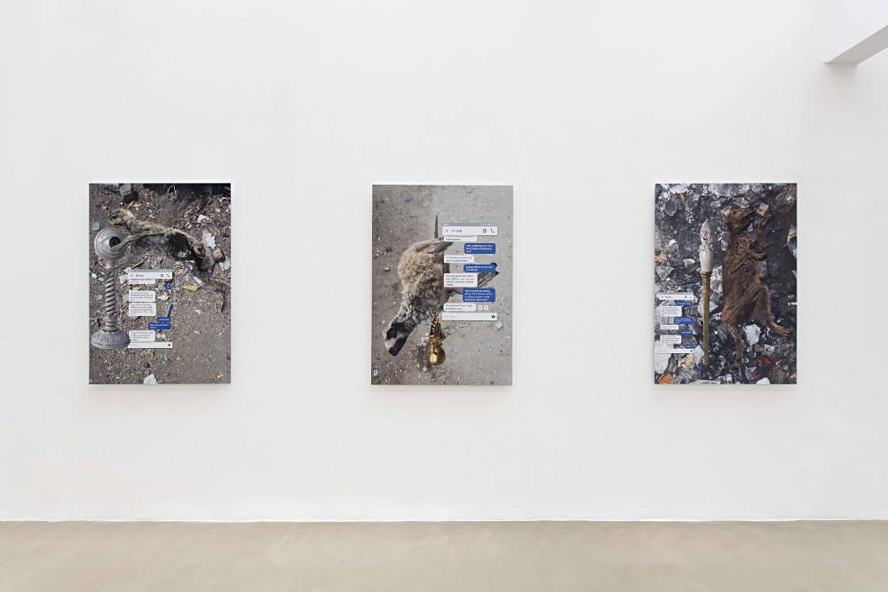 Galerie Chantal Crousel Hassan Khan 5