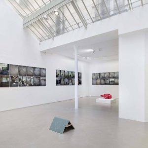 Jean-Luc Moulène: La Vigie (extraits), Paris, 2004-2011 / Plant, Paris, 2002 / Contre-ciel, Paris, été 2005 / La victoire de Bercy, Paris, mai 2007 / Stomac, San Rafael-Tlaquepaque, 2018 @Galerie Chantal Crousel, Paris  - GalleriesNow.net