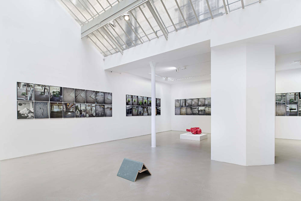 Galerie Chantal Crousel Jean-Luc Moulene 2019 1