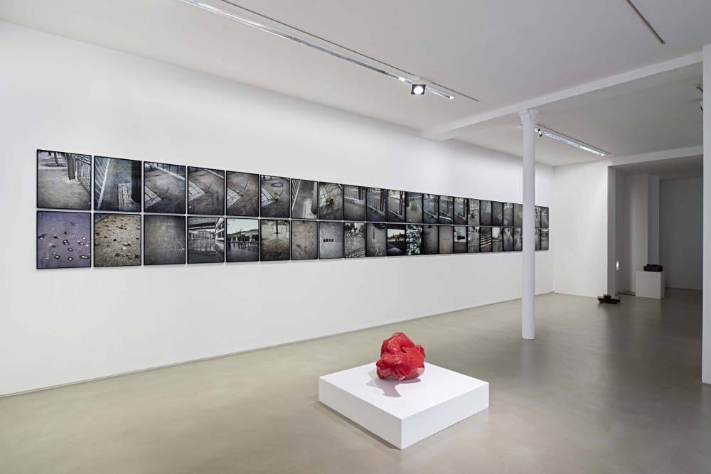 Galerie Chantal Crousel Jean-Luc Moulene 2019 3