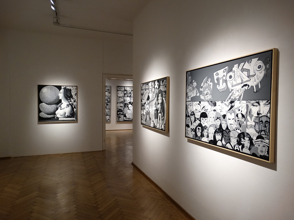 Galerie Ernst Hilger Erro 1