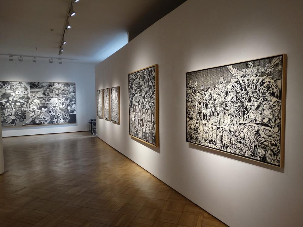 Galerie Ernst Hilger Erro 3