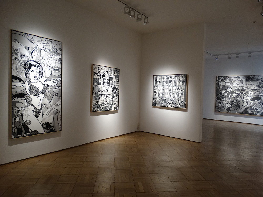 Galerie Ernst Hilger Erro 4