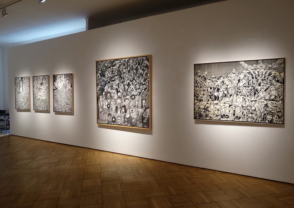 Galerie Ernst Hilger Erro 6