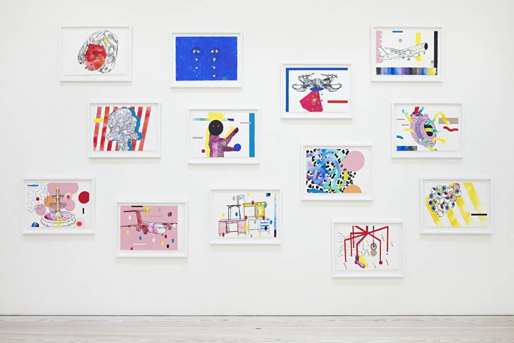Galerie Forsblom Tanya Akhmetgalieva 1