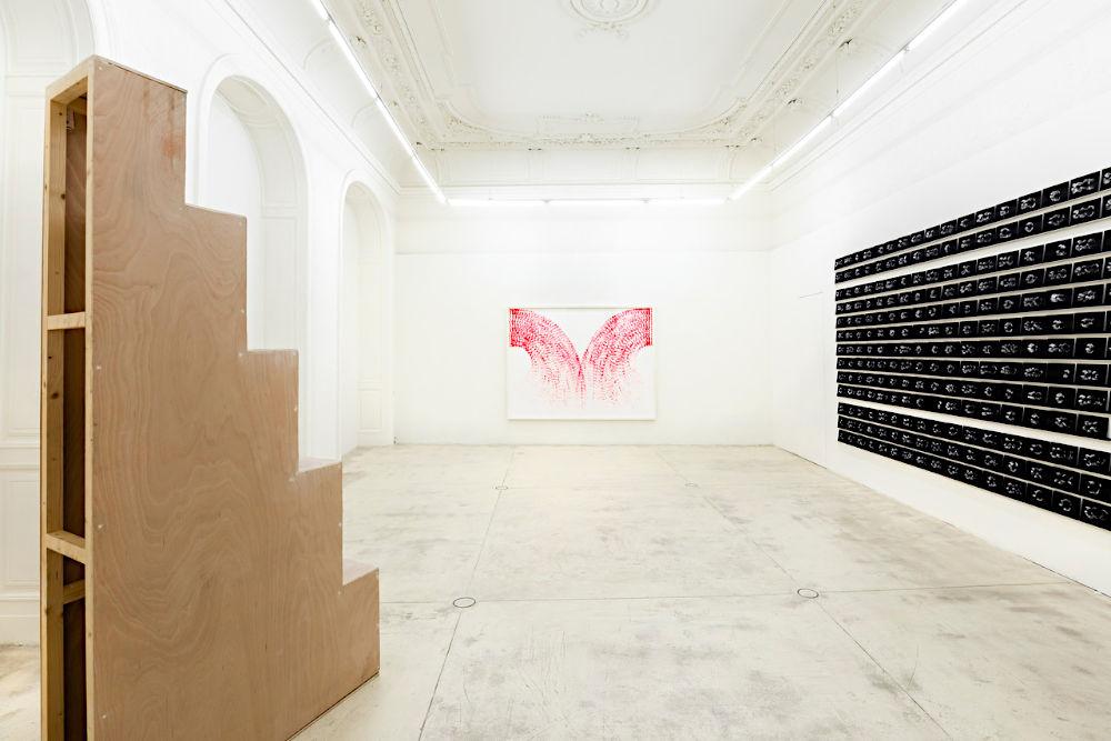 Galerie Krinzinger William Mackrell 1