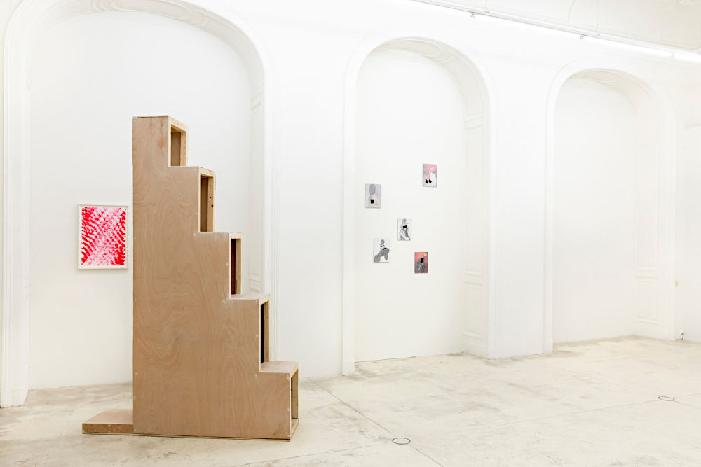 Galerie Krinzinger William Mackrell 2