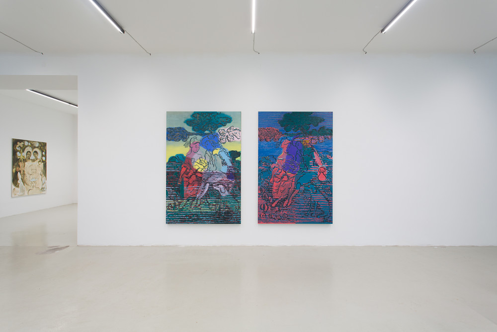 Galerie Lisa Kandlhofer The Picture is a Forest 5