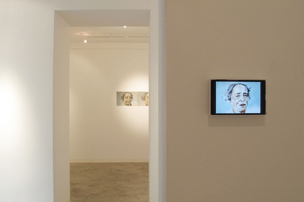 Galerie Ruberl Michaela Schwarz-Weismann 1