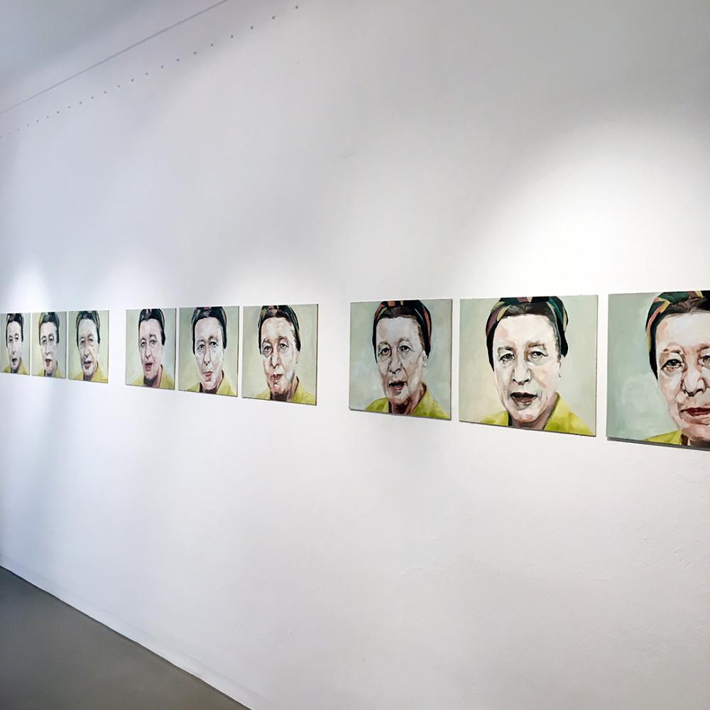 Galerie Ruberl Michaela Schwarz-Weismann 3