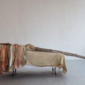 Berlinde De Bruyckere: A single bed, a single room @Galleria Continua San Gimignano, Siena  - GalleriesNow.net