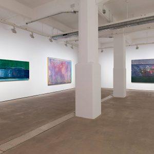 Frank Bowling: More Land Than Landscape @Hales, London  - GalleriesNow.net