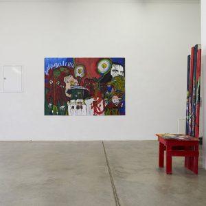 Úlfur Karlsson: Omnivoures @Hilger Next, Vienna  - GalleriesNow.net