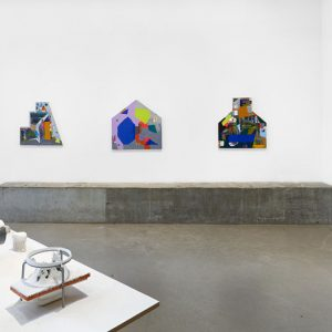Teppei Kaneuji: Plastic Barricade @Jane Lombard Gallery, New York  - GalleriesNow.net