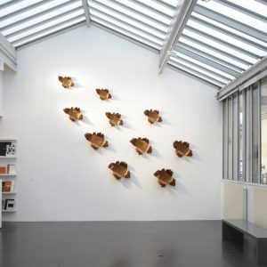 Antonella Zazzera: LUMINESCENCES @Jeanne Bucher Jaeger, Marais, Paris  - GalleriesNow.net