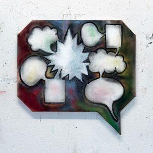 Klodin Erb: Babel & Bubbles - Paintings @Lullin + Ferrari, Zürich  - GalleriesNow.net