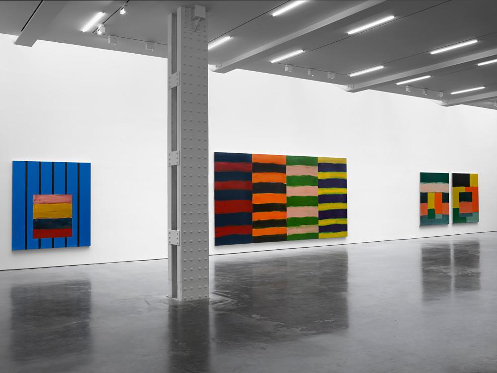 Lisson Gallery W 24th St Sean Scully 2