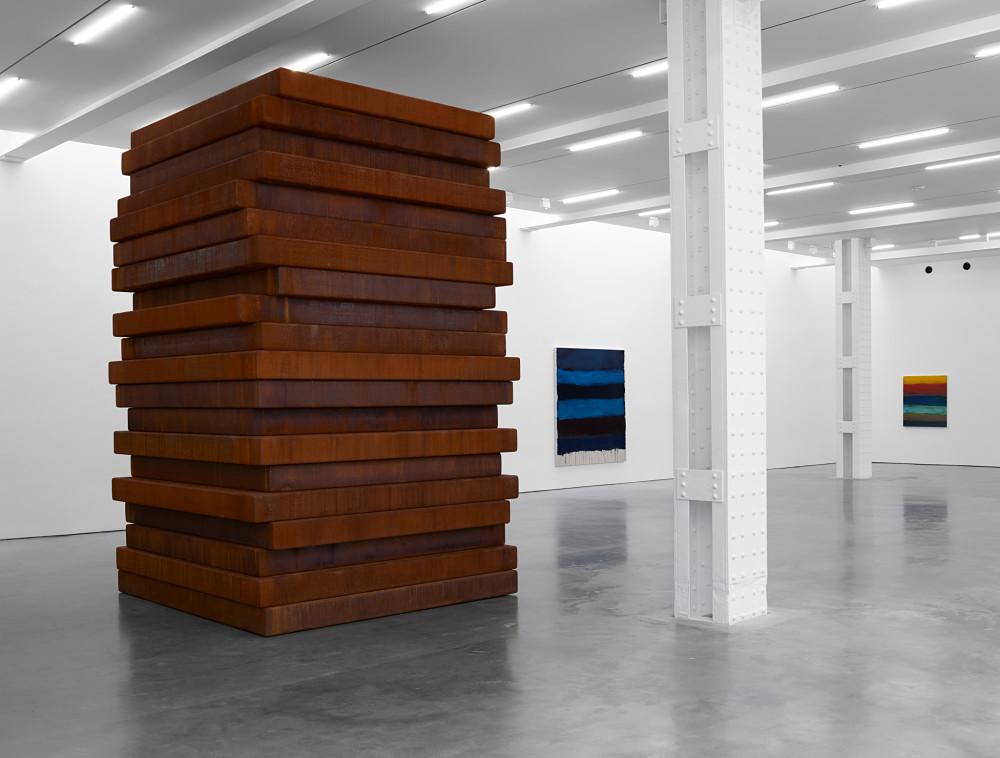 Lisson Gallery W 24th St Sean Scully 3